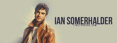 Ian Somerhalder Facebook cover