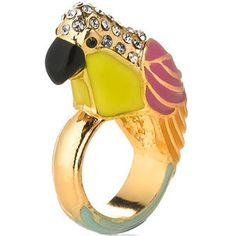 tropical ring!  This is thee coolest thing I have ever seen!!!