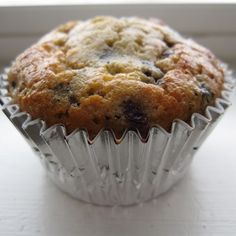 Coconut Flour Blueberry Muffins - sub'd the egg with flaxseed and made with choco chunks and coconut to be Top8 safe.