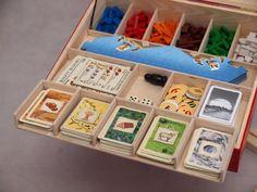 Pudełko na grę planszową Osadnicy z Catanu