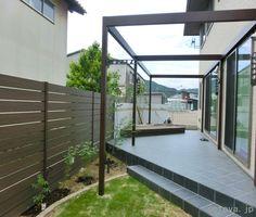 デッキ・テラス・ガーデンルーム | そとや工房 | 滋賀・京都のエクステリアと外構工事
