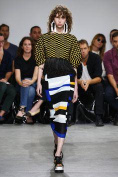 Proenza Schouler   Ready-to-Wear Spring 2017   Look 10