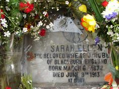 A Maldição de Sarah Ellen!