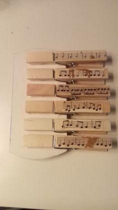 muziek wasknijpers