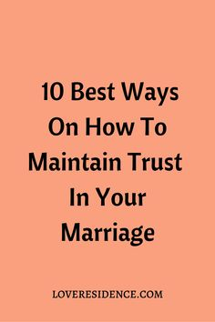 Trust is the bedrock of any relationship. A relationship that there is trust is one that will last a lifetime. Here is our top 10 ways to build trust in that your relationship and make it last. Trust In Relationships, Healthy Relationships, Long Lasting Relationship, Relationship Advice, Rebuilding Trust, Partner Reading, Cute Date Ideas, Asking For Forgiveness, Learning To Say No