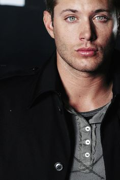 Jensen couldn't be prettier if you designed him that way.
