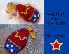 Wonder Woman Baby Set