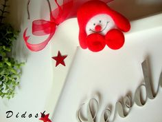 #yılbasi # askı #hanger #yılbasihediyesi #noelbaba #mutluyillar #noel #noelhediyesi