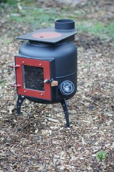 kiwi – Bespoke woodburning stoves and Bow top caravans Stoked.kiwi – Bespoke woodburning stoves and Bow top caravans This image. Portable Wood Stove, Mini Wood Stove, Metal Projects, Welding Projects, Ideas Estanque, Wood Stove Cooking, Outdoor Stove, Cast Iron Stove, Stove Fireplace