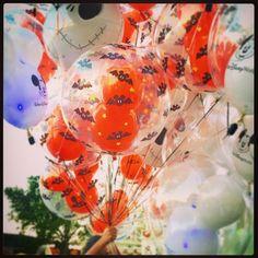 """#MNSSHP #waltdisneyworld #wdw #magickingdom #balloons"""