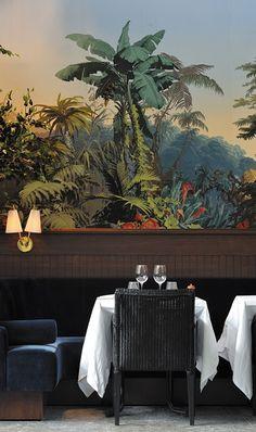 Cafe Artcurial, Paris, France by Gilles Boissier | Restaurant Design ...