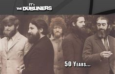 The Dubliners-how I loved Ronnie Drew and Luke Kelly
