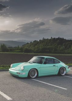 #Porsche 911 type 964 Carrera RS