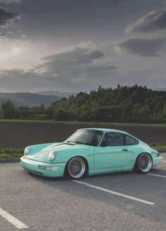 #Porsche 911 type 964 Carrera RS