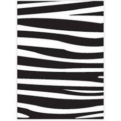 Darice Embossing Folder Zebra - Google Search