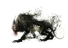 Dog of Tindalos by Manzanedo.deviantart.com on @deviantART