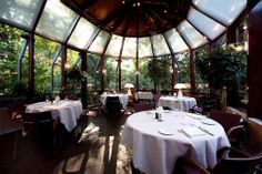 Restaurant Le Buerehiesel - #Strasbourg - #Alsace 4 Parc de l'Orangerie 67000 Strasbourg 03 88 45 56 65