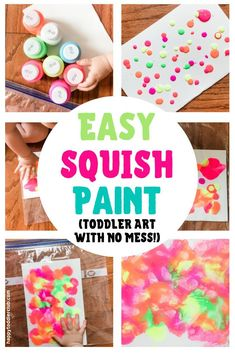 Easy toddler art that's pretty enough to hang on the wall! Sensory play, toddler art project, and DIY decor for kids all Craft Activities For Toddlers, Winter Crafts For Toddlers, Easy Toddler Crafts, Easy Fall Crafts, Toddler Art Projects, Craft Projects For Kids, Toddler Fun, Sensory Activities, Contact Paper Crafts