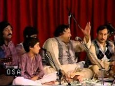 Nusrat Fateh Ali Khan - Jana Jogi De Naal (Full version) - YouTube Nusrat Fateh Ali Khan, Sufi Songs, Pakistani Music, Indian Music, Islamic Art, Concert, Green, Youtube, Music