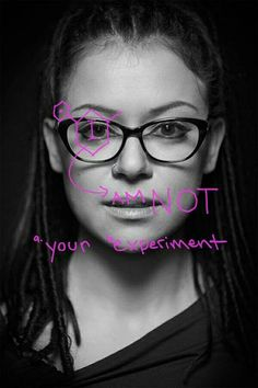 I am not your experiment - Cosima Niehaus • Orphan Black