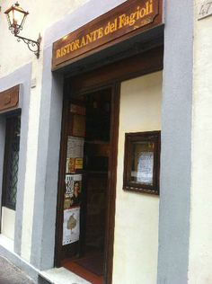 A great place to eat in Florence - Ristorante del Fagioli