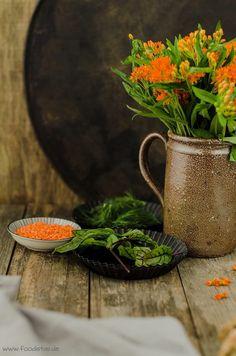 Fruchtiger Linsensalat mit Tahini-Dressing, Salat Rezept | foodistas.de