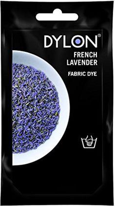 Dylon French Lavender Hand Fabric Dye 1.76 Oz (50g) Great Britain's leading Fabric Dye! Dylon http://www.amazon.com/dp/B00P15YHAI/ref=cm_sw_r_pi_dp_hbarvb0M22SYZ