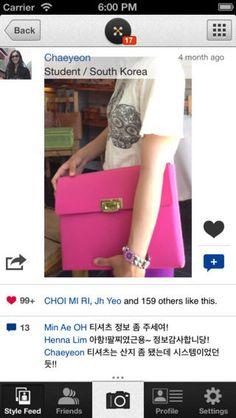 패션 SNS, StyleShare 패션 정보 공유