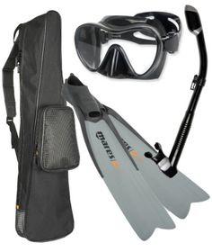Mares Razor Free Diving Fin Mask Snorkel Set, 41 Mares http://www.amazon.com/dp/B00G2CION0/ref=cm_sw_r_pi_dp_CfWivb1FTZE0Q