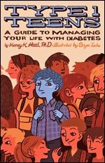 This book by Dr. Korey H. Hood Encourages Teens to advocate for themselves, prevent diabetes burnout, and take control of their health.