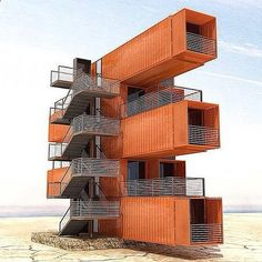 Container House - Container Apartments, enjoy life - by @arqkalo #arqkalo #a… | Flickr - Who Else Wants Simple Step-By-Step Plans To Design And Build A Container Home From Scratch?