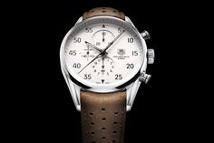 """Image of TAG Heuer Carrera 1887 """"SpaceX"""" Watch"""