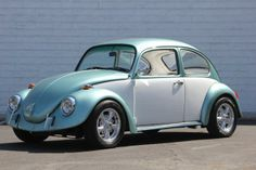 Exactly how I want my 1969 Volkswagen Beetle