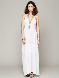 shopstyle.com: Endless Summer Triangle Top Maxi