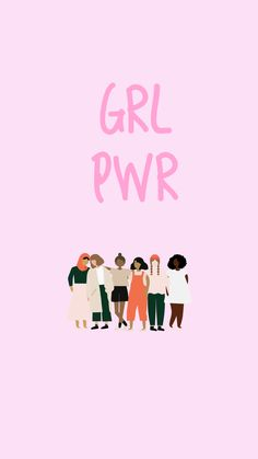 Discover recipes, home ideas, style inspiration and other ideas to try. Feminist Quotes, Feminist Art, Power Wallpaper, Iphone Wallpaper, Diy Décoration, Illustration Girl, Girls Be Like, Oeuvre D'art, Wall Collage