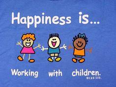 Work with and for children | Trabalhar com e para crianças