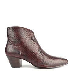Ash Schuhe Hurrican Bordeaux Boots aus Leder Damen - http://on-line-kaufen.de/ash-2/ash-schuhe-hurrican-bordeaux-boots-aus-leder
