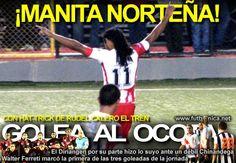 Real Estelí golea 5-0 al CD Ocotal