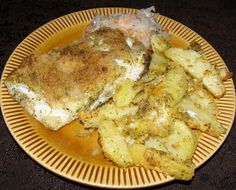 W Mojej Kuchni Lubię.. : soczysty dorsz atlantycki na obiad z pieczonymi se...