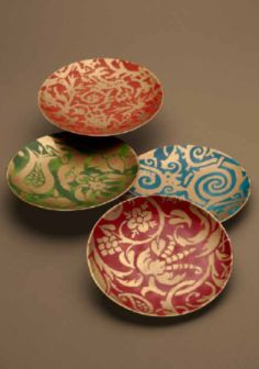 Pattern Play Plates