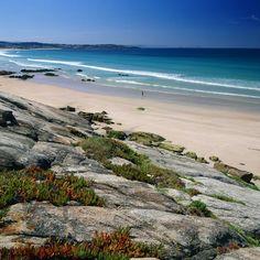 Playa de Canelas, Sanxenxo, Pontevedra #spainphotos