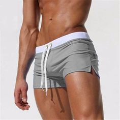 Mens Swim Shorts Skull Hand Middle Finger Casual Sport Beach Board Short with Pocket