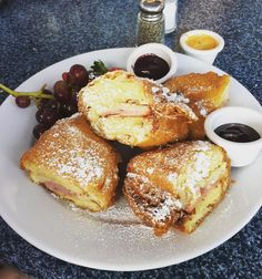 Monte Cristo but more like Diabetes  #neworleanssquare #diamond #disneyland #disney #thanksTiana by nguyener4321
