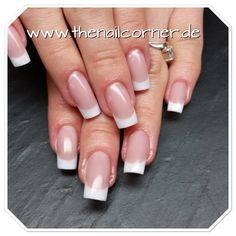 Classic  #nails #classiclook