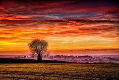 December Sunset #3 - #Explored