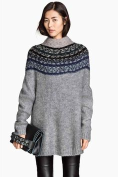Jersey en mezcla de lana | H&M