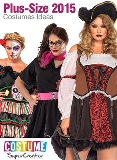Checkout This Year's Hot New Plus Size Halloween Costume Licenses & Styles