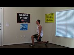 25 Minute Beginners Workout Routine - HASfit Easy Workouts at Home - Beginner Exercises - YouTube