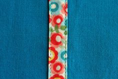 Sew a flat felled seam with this fabulous guest tutorial!   Go To Sew