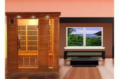 Sauna Infrarouge LUXE 3 Personnes Profitez de notre prix exceptionnel de 2039€ sur lekingstore.com Contactez nous au 01.43.75.15.90